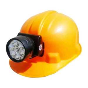 Bellstone Safety Helmet With Light