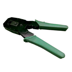 TUFTUL Networking Crimping Tool FOR RJ45 PRESS WIRE PLIER