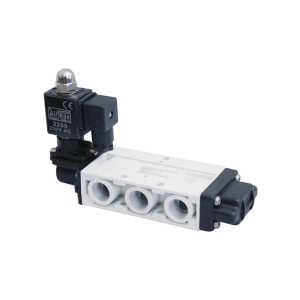 5/2 WAY SINGLE SOLENOID VALVE (RM)