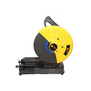 "DIVS POWERFUL CHOP SAW 14"" FOR CUTTING METAL,WOOD PVC CHANNELS AND ANGLES Manual Cutter (2200 W)"