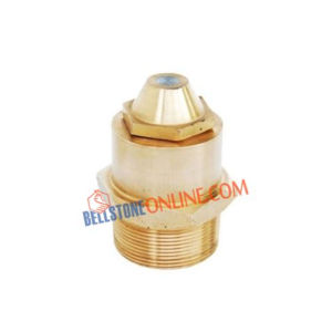 BRONZE FUSIBLE PLUG (TWO PIECE DESIGN) (IBR CERTIFIED VALVES)