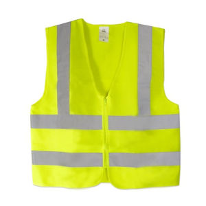 "BELLSTONE 2"" REFLECTING TAPE SAFETY JACKET"