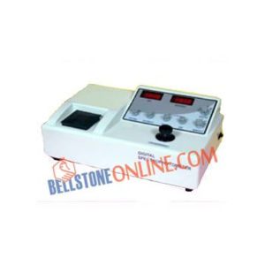 DIGITAL SPECTROPHOTOMETER (DOUBLE DISPLAY) RANG 340-960 NM