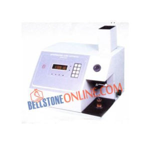 MICROPROCESSOR BASED DIGITAL FLAME PHOTOMETER