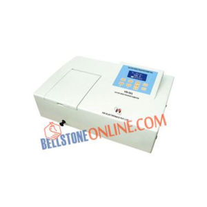 MICROPROCESSOR UV-VIS SPECTROPHOTOMETER (SINGLE BEAM, ADVANCE MODEL)