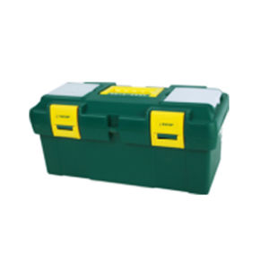 "TSTOP 17"" ENVOIRNMENT FRIENDLY PLASTIC TOOL BOX 09202"
