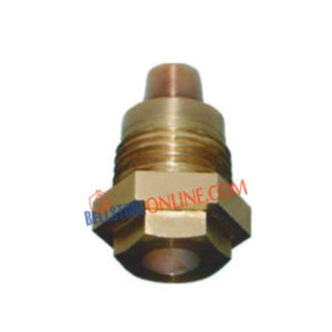 SANT BRONZE LOCO TYPE FUSIBLE PLUG