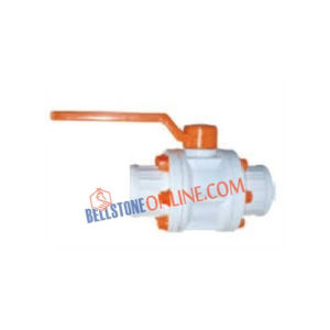 PP BALL VALVE SCREWED ENDS
