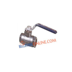 BALL VALVE STAINLESS STEEL CF-8 (AISI 304)