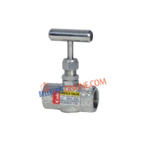 SS 316 MEDIUM PRESSURE NEEDLE VALVE