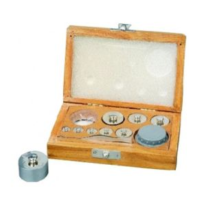 ANALYTICAL BALANCE WEIGHT BOX 1mg-200gm CAPACITY