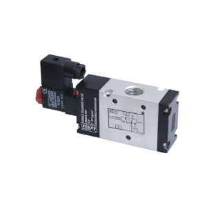 3/2 WAY SINGLE SOLENOID VALVE