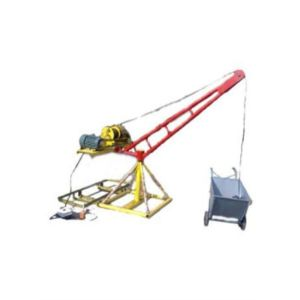 BELLSTONE LIFTER WITH REMOTE AND WHEEL BARROW 20MTR