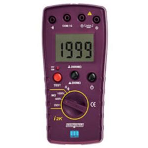 MOTOWANE DIGITAL INSULATION TESTER I2K