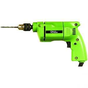 PLANET POWER 6MM POWER DRILL MACHINE, ED 6, 350W, GREEN