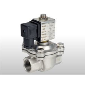 2/2 WAY SEMI LIFT DIAPHRAGM TYPE SOLENOID VALVE