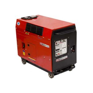 PORTABLE DIESEL SELF START MAX AC. OUTPUT VA 3000