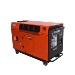 PORTABLE DIESEL SELF START MAX AC. OUTPUT VA 5000