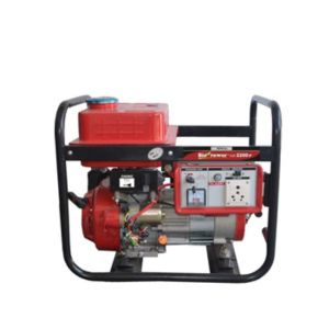 PETROL AND LPG GENERATORS MAX OUTPUT 2000