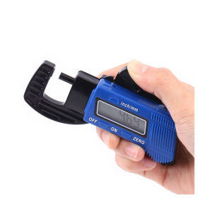"Mini Micrometer Digital (Range:0~12mm/.5"")"