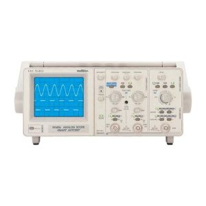 Oscilloscope Dual Trace