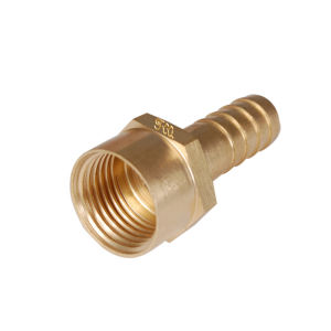 PBI HOSE NIPPLE FEMALE