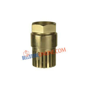 SANT GUN METAL FOOT VALVE