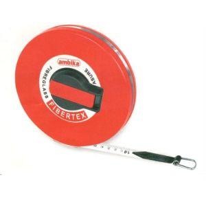 ambika 10mtr fiberglass measuring tape