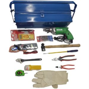 BELLSTONE 14 ITEM INDUSTRIAL TOOL KIT
