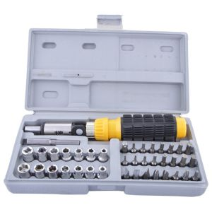 BELLSTONE 41 IN 1 PCS TOOL KIT SCREWDRIVER AND SOCKET SET