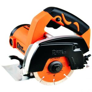 "PLANET POWER EC4 PLANET ORANGE 10MM 1300W CUTTER WITH 4"" SEGMENTED DIAMOND BLADE"