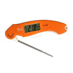 R-tek Digital LCD Probe Thermometer Cooking Food Meat Kitchen
