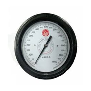 JTM MS BODY PRESSURE GAUGE 150MM (Back Mounting)