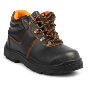 NEOSAFE SPORTY BROWN SAFETY SHOES STEEL TOE