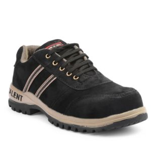 NEOSAFE TALENT BLACK LOW ANKLE SAFETY SHOES STEEL TOE