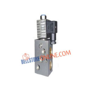 SINGLE ACTING 5/2 WAY SOLENOID VALVE