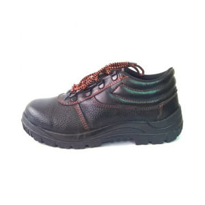 STRONG SAFETY SSS-02 STEEL TOE BLACK SAFETY SHOES