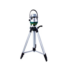 TSTOP PROFESSIONAL HIGH PRECISION LASER LEVEL WITH TRIPOD STAND 09413