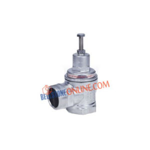 DIRECT ACTIVATED SILENT PRESSURE RELIEF VALVE (SAFTEY VALVE) SCERWED END ANGEL TYPE