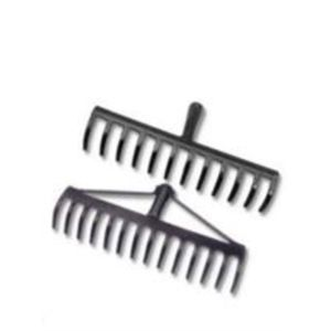 falcon 10 teeth garden rake (without handle)