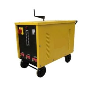 RAVINDRA WELDING MACHINE 55-450 RANGE OF CURRENT