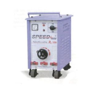 RAVINDRA WELDING MACHINE 35-350 RANGE OF CURRENT