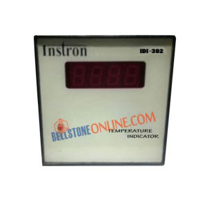 INSTRON DIGITAL TEMP INDICATOR SIZE 96X96mm