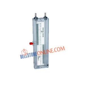 MICRO ACRYLIC U TUBE MANOMETER RANGE 100-0-100