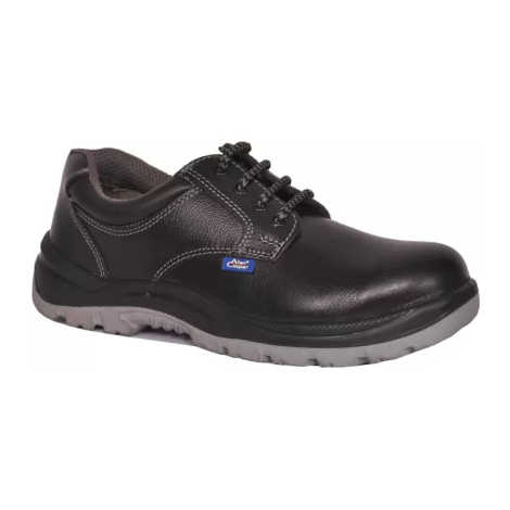ALLEN COOPER AC-1102 BLACK STEEL TOE SAFETY SHOES