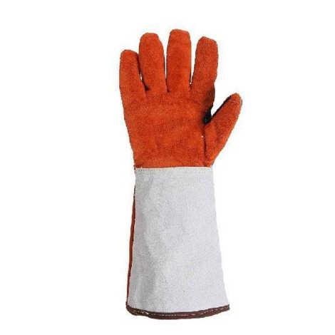 Leather Welding Heating Gloves Work gloves Safety gloves