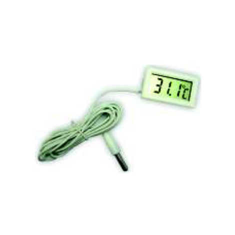 R-Tek Digital Fridge Thermometer