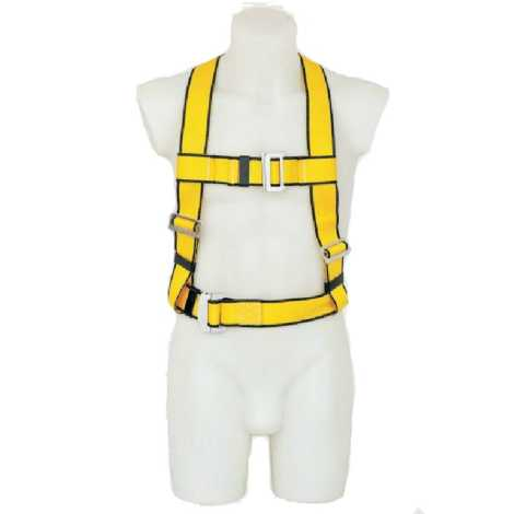 Safety Harness Belt Single Hook Half Body For Working Construction Protective