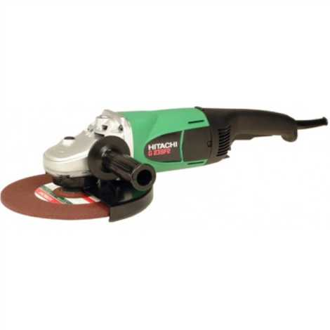 HITACHI G23SF2 LARGE ANGLE GRINDER 9 INCH, 2000W, 6600 RPM