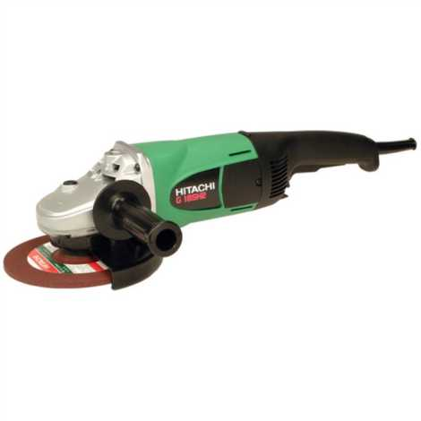 HITACHI G18SH2 LARGE ANGLE GRINDER, 175MM, 2000W, 8500 RPM